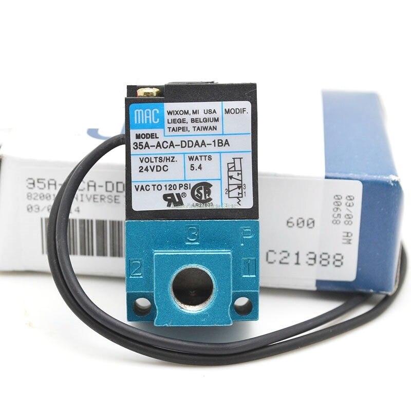 все цены на  MAC 3 Port Electronic Boost Control Solenoid Valve DC24V 5.4W 35A-ACA-DDAA-1BA  онлайн