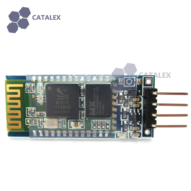 HC-05 RS232/TTL Wireless Bluetooth Transceiver Module For Arduino / Raspberry Pi