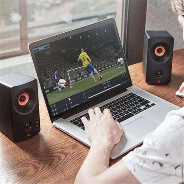 JBL PS3300 Wireless Bluetooth Computer Speaker JBL Bluetooth Loudspeaker Multimedia Audio Desktop Soundbar