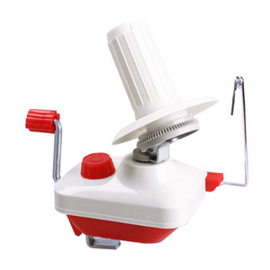 Высококачественная швейная машина для намотки шерстяной нити, держатель для струн с шариком, ручка моталки, ручной комплект с ручным управл...