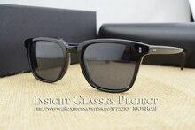 Beste preisqualität NDG sonnenbrille mann und frauen unisex sonnenbrille vintage sonnenbrille mit polarisierten gläsern oculos de grau