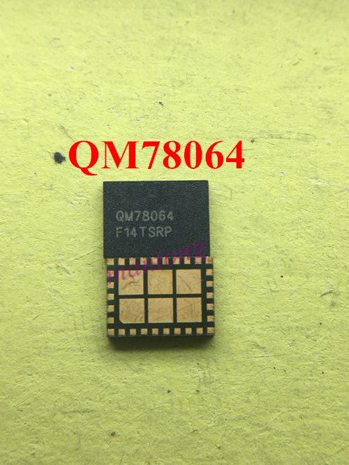 5pcs 10pcs QM78064 for samsung S7 PA ic5pcs 10pcs QM78064 for samsung S7 PA ic