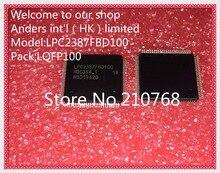 10ピース/ロットLPC2387FBD100 LPC2387FBD LPC2387 qfp100