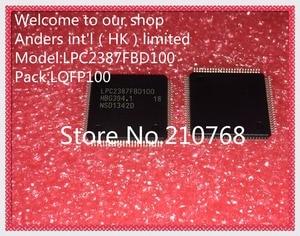 Image 1 - 10ピース/ロットLPC2387FBD100 LPC2387FBD LPC2387 qfp100