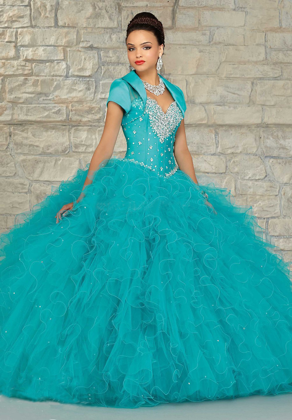 New-Style-Turquoise-Quinceanera-Dresses-With-Jacket-2015-Ball-Gown-Ruffled-Debutante-Dress-For-15-Years (1).jpg