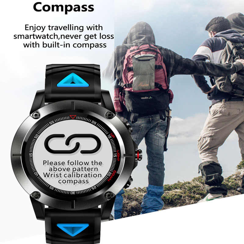 WQ G01 GPS Smart Watch IP68 Waterproof GPS Activity Tracker Reloj  Inteligente Blood Pressure Fitness Tracker Smartwatch GPS