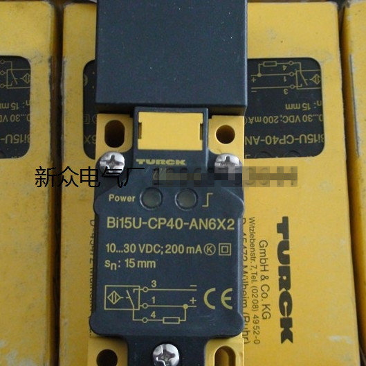 все цены на Original new 100% import Bi15-CP40-AN6X2 hot sensor switch