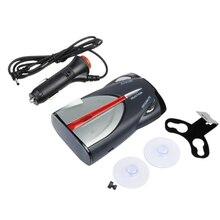 Автомобиль 16-Band GPS лазерной голосового оповещения Антирадары Cobra XRS 9880 Лазер против Антирадары 360 градусов
