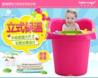 Large Size Plastic Baby Bathtub