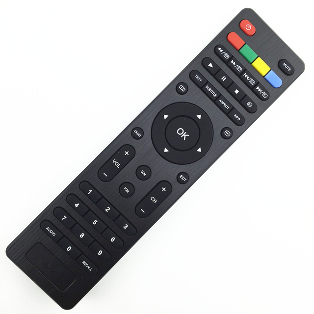 remote control  for MYSTERY 2 TV REMOTE CONTROLLER