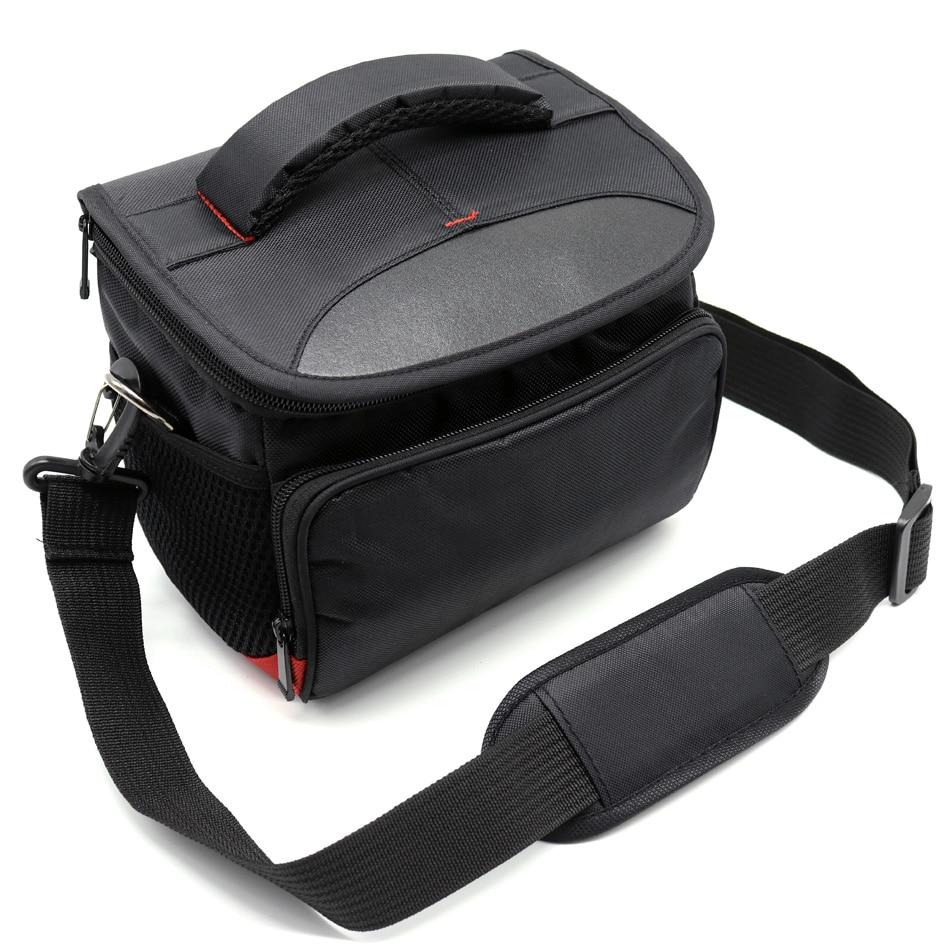 High Quality Camera Case Bag for SONY DSC-HX300 DSC-HX400 HX400 DSC-H300 DSC-H400 RX10 DSC-HX200 DSC-HX350 Shoulder Case Bag