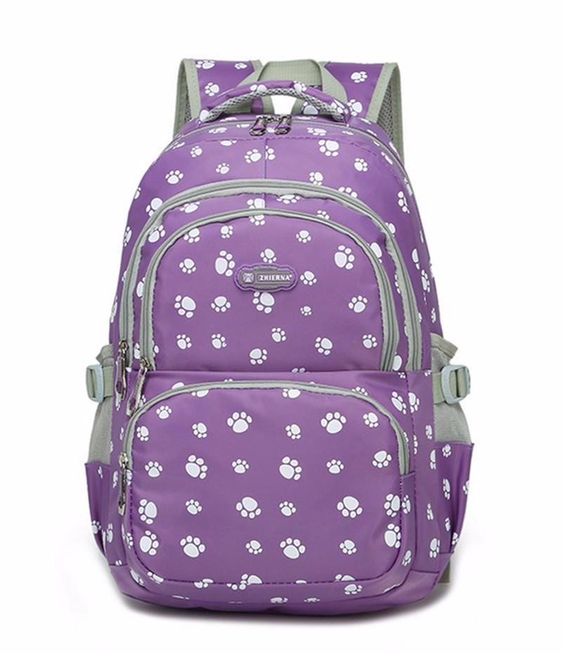 Fashion kids book bag breathable backpacks children school bags women leisure travel shoulder backpack mochila escolar infantil 19