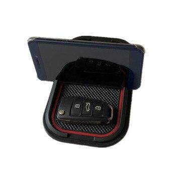 1X coche antideslizante Pad accesorios para BMW E60 E46 E39 E60 E90 F30 E36 F10 X5 E70 E53 e30 F20 E34 M 525i 3 5 1 7 Serie etiqueta engomada del coche