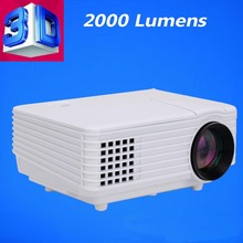 Factory sale MC-T805 LCD multimedia projector for home cinema video projector