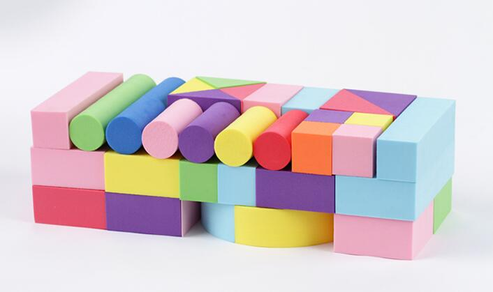 Online buy wholesale foam building blocks from china foam for Foam block house construction