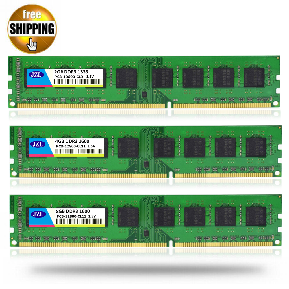 4GB Memory Module PC3-10600 LONGDIMM For HP Compaq Business Pro 6000
