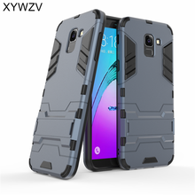 For Cover Samsung Galaxy J6 2018 Case Hard Rubber Phone J600G