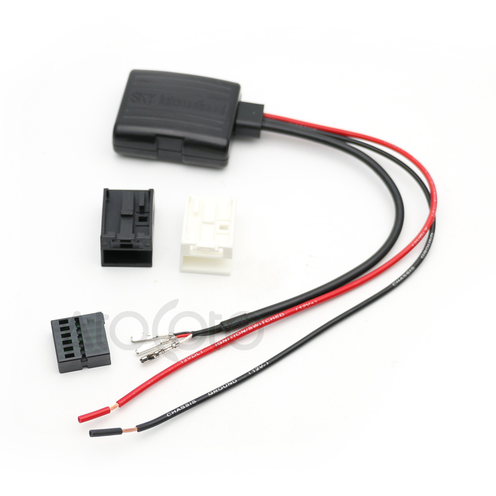 MP3 USB FM Adapter für Autoradio BMW 6er E64 coupe