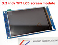 Frete grátis! 3.2 polegada TFT módulo de tela LCD Ultra HD 320X480 para Arduino MEGA 2560 R3 Board