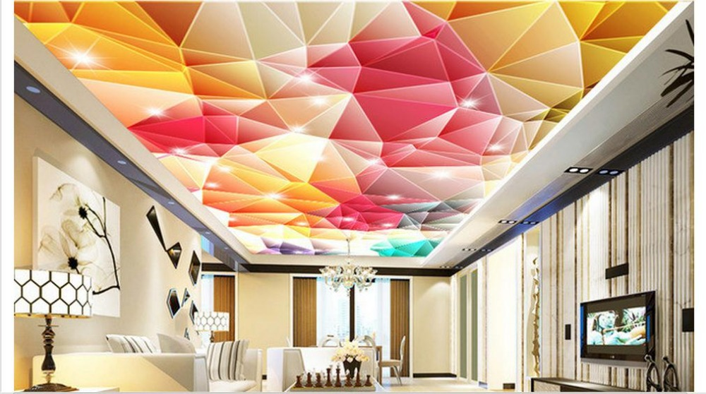 Customized 3d Photo Wallpaper 3d Ceiling Wallpaper Murals 3 D