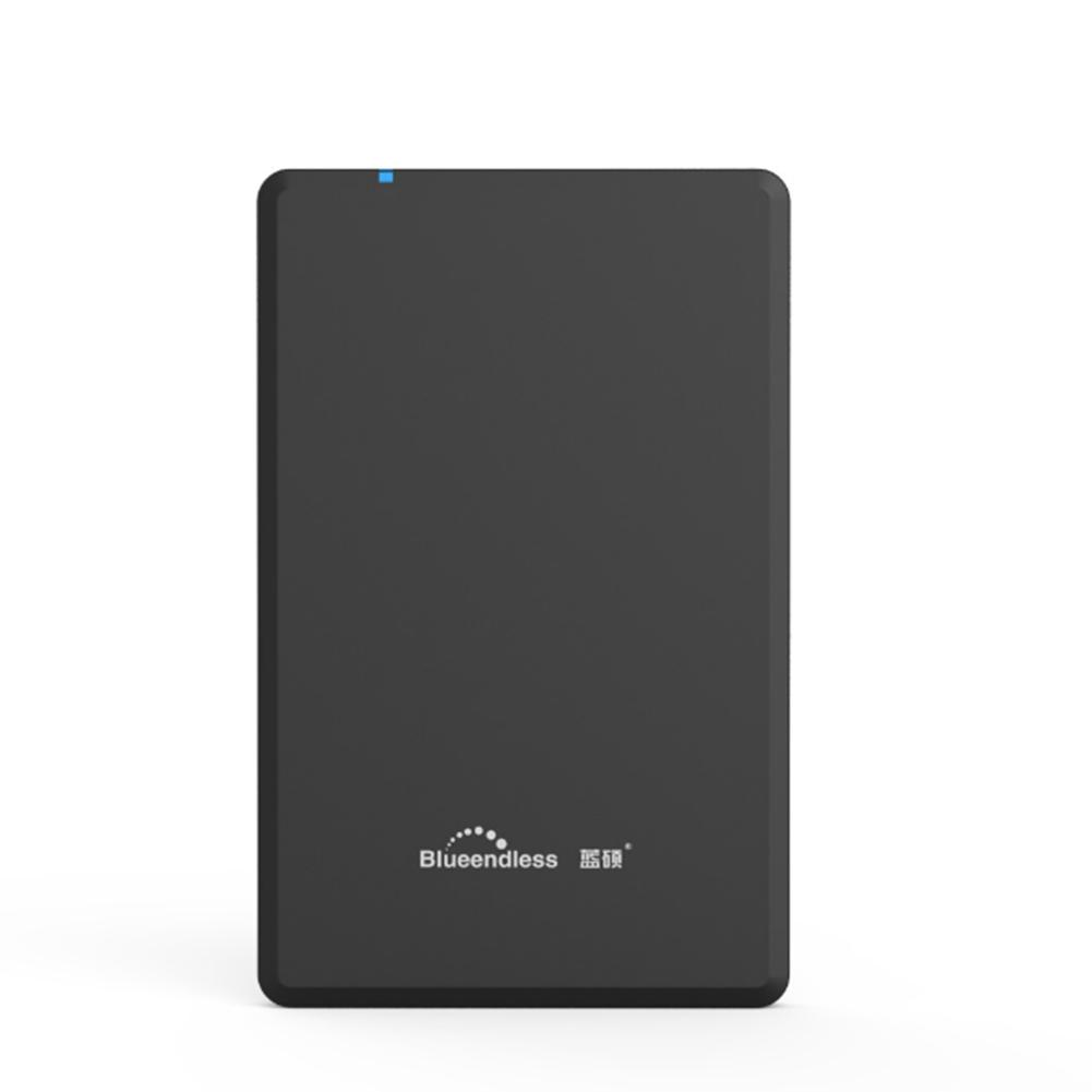 1TB Capacity Mobile HDD 2.5-inch Mobile Hard Disk Drive 1TB Optional USB3.0 Port Universal Mini Ultra-thin 1TB Mobile Hard Disk colorful 1tb