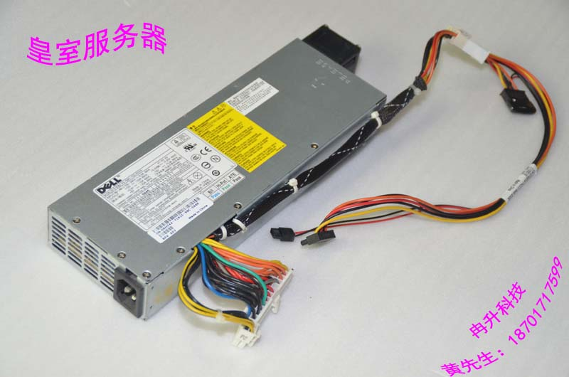 FOR DELL PE860 345W R200 Server original power supply PS-5341-1DS RH744