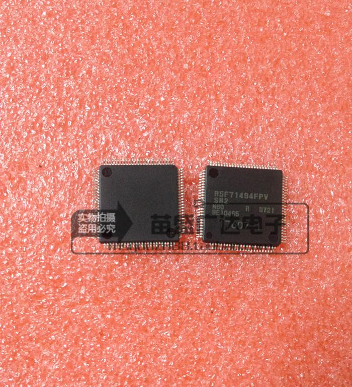 IC R5F71494FPV R5F71494 QFP100 Original authentic and new Free Shipping IC supi3 qfp100 5pcs lot new and original ic