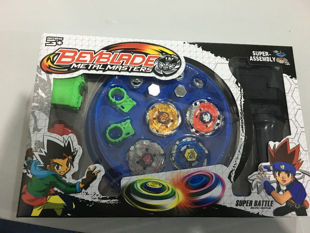 Beyblade Arena Spinning Top Metal Fight Beyblad Toupie ...