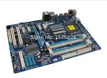 Frete grátis original motherboard para lga 775 placas ep43t-s3l ddr3 p43 gigabyte ga-ep43t-s3l desktop motherbora