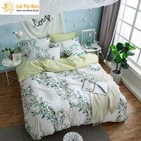 Lai Yin Sun Duvet Cover Pillow Cases European 100 Cotton Bedding Set Full Double Queen Size