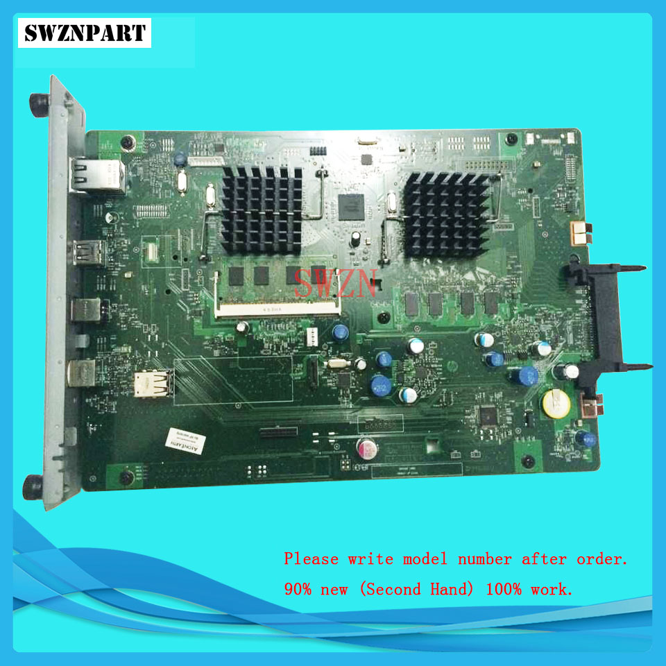 FORMATTER PCA ASSY Formatter Board logic Main Board MainBoard mother board for HP M855 855 M855dn M855X+ M855XH formatter pca assy formatter board logic main board mainboard mother board for hp p1102w 1102w ce670 60001