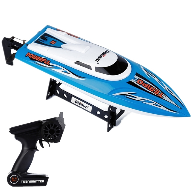 UDI 002 RC Boats Auto 180 Degree Turnover 2.4G High Speed RC Boat with Water Cooling System Brushed Motor