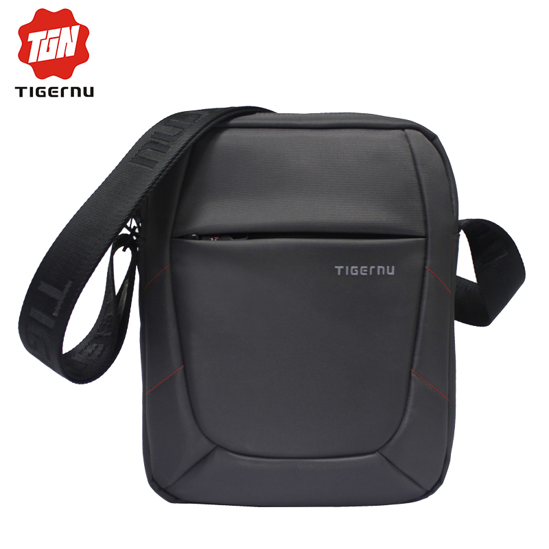 Tigernu Brand Men bag 2017 fashion men' shoulder bags high quality casual messenger bag business men's travel bags for women