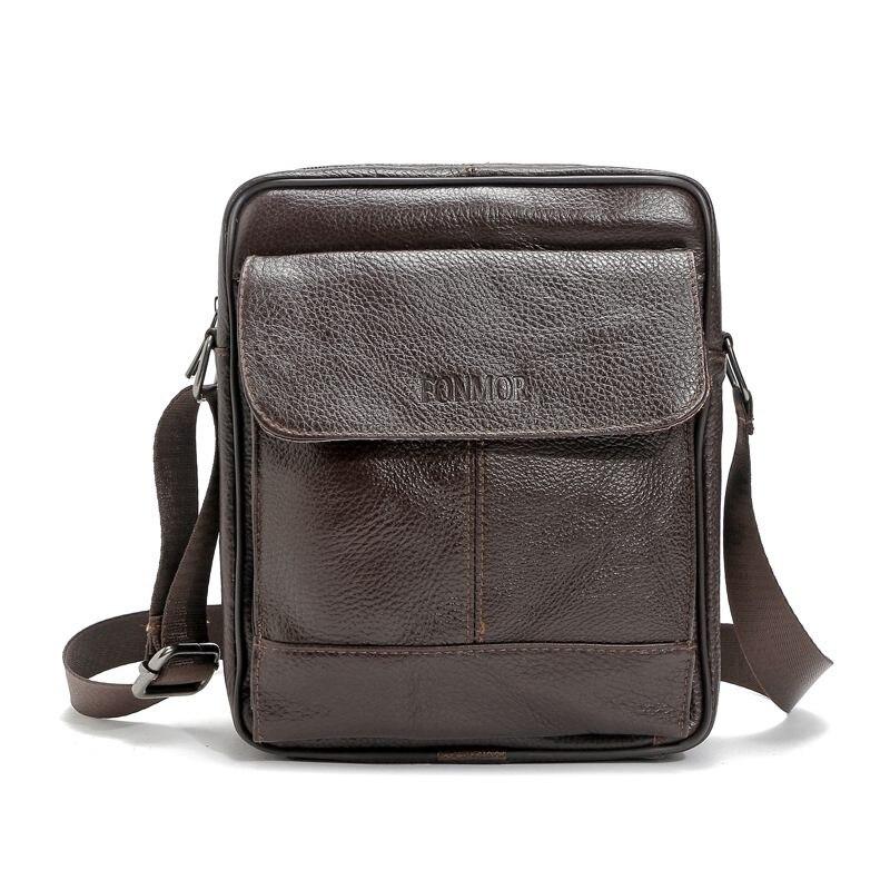 Бизнес Мужские сумки через плечо сумка портфель