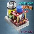 Сервопривод с высоким крутящим моментом 12 В ~ 24 В 380 кг. См  стальная шестерня 3600 градусов для большого робота-ASME-MXB