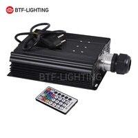 Wholesale RGB 75W LED Fiber Optic Engine 28key RF Remote Controller For All Kinds Fiber Optics