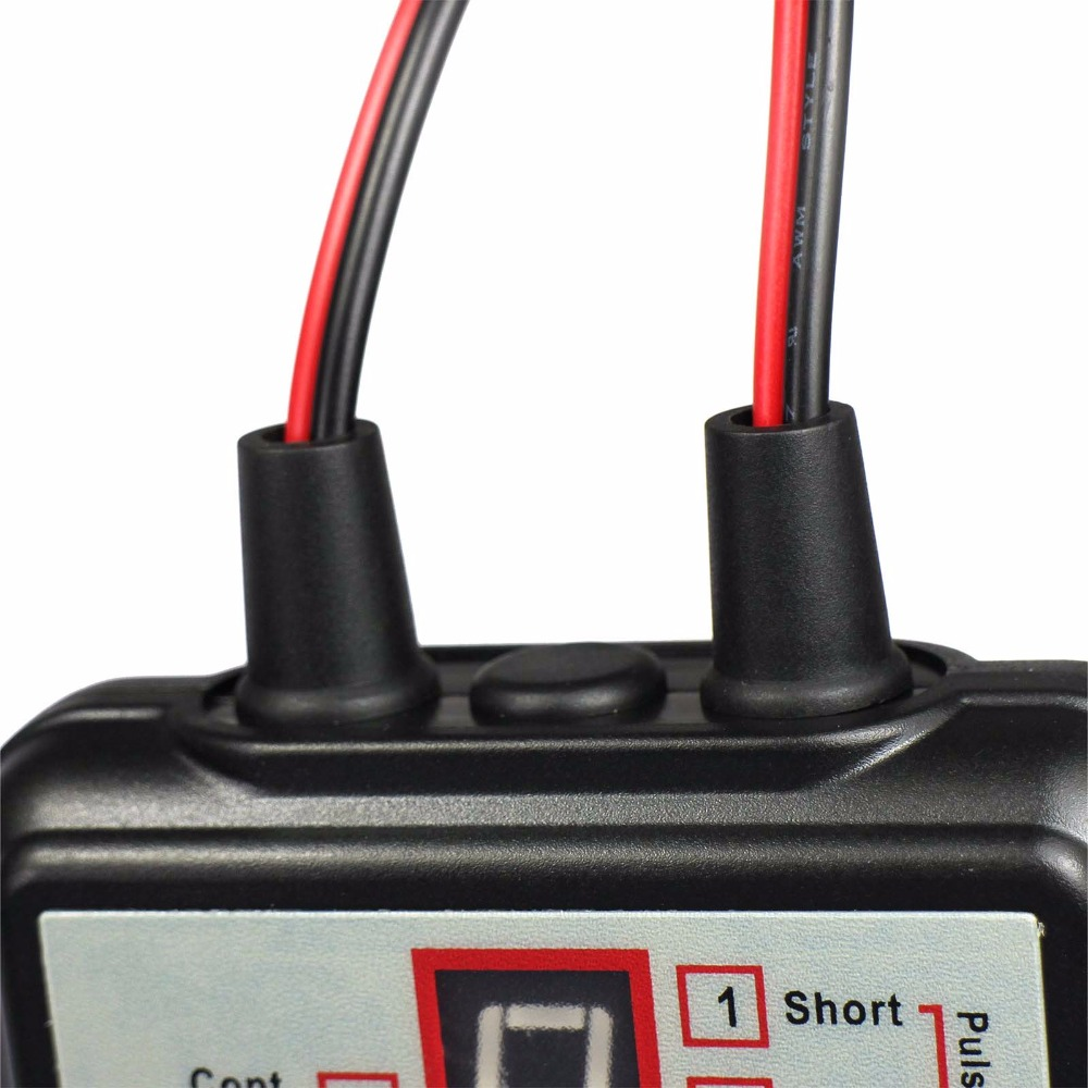 Degalų įpurškimo testeris Automobilių degalų siurblio sistemos - Matavimo prietaisai - Nuotrauka 3