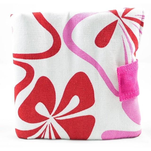 1Pc Colorful Soft Handle Aluminum Crochet Hooks Knitting Set Household Canvas Bag Kit