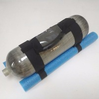 New Fashion 9L 30Ma 4500psi Gas Cylinder Carrier Pcp Tank Bottle Handle Made In China E