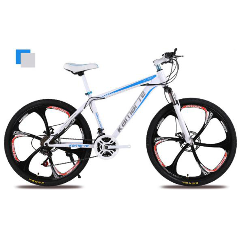 Mountain Bike Both Men And Women Cross Country Racing Double Brake Shock Absorbing Bicycles