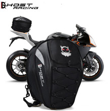 2019 New Waterproof Motorcycle Tail Bag Multifunction Rear Seat High Capacity Rider Backpack
