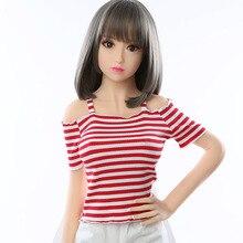 Japan smart full silicone entity sex dolls non-inflatable doll male masturbation device