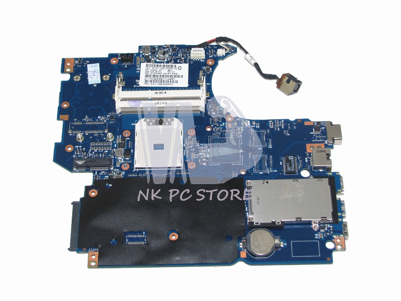 654308-001 Main Board For Hp ProBook 4535s Laptop Motherboard Socket fs1 DDR3 683600 001 683600 501 main board for hp probook 4445s 4545s laptop motherboard socket fs1 ddr3 48 4sm01 011