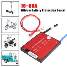 10S 36V Lithium ion Battery Protector High Quality Sealed BMS 16A 25A 35A 45A 60A with