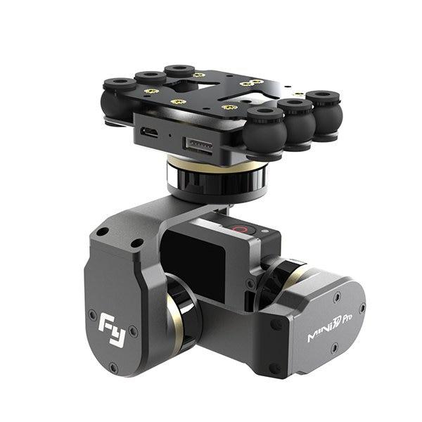 Livraison gratuite Feiyu Mini 3D Pro cardan sans balais 3 axes pour Gopro 3/3 +/4 livraison gratuite - 2