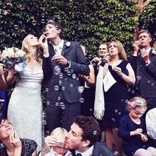 25/50/100 шт. Свадебные пузыри мыла бутылки для мыльных пузырей любовь Дизайн с сердечком Burbujas пузырь pomperos де Jabon Para Bodas Bulle De Mariage