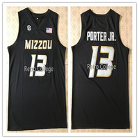 Missouri Tigers Michael Porter Jr College Basketball 13 Michael Porter Jr Personalized Any Name Number Throwback
