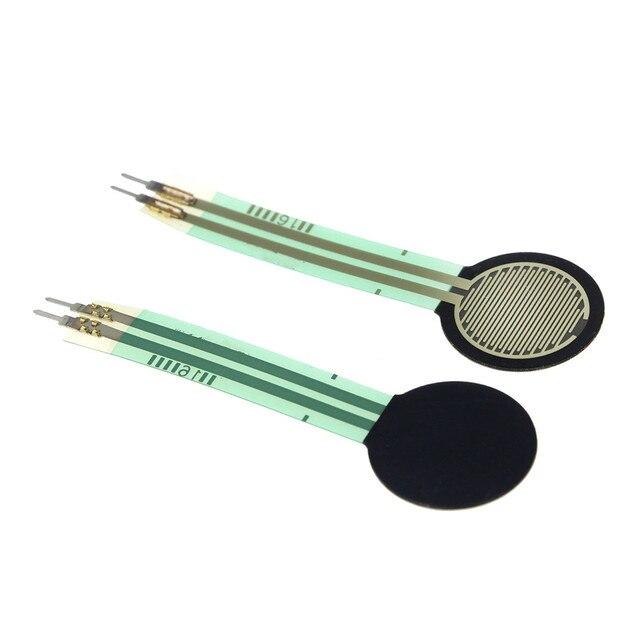 FSR402 Force Sensitive Resistor 0.5 Inch FSR for arduino Diy Kit