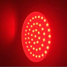 Чистый красный 630nm 660nm растут огни 150 Вт светодиодный светать НЛО завода светать светодиодный для гидро растет светильник цветения, цветение