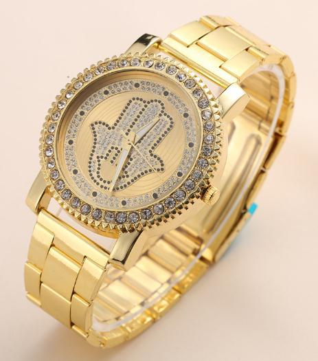 Mens Hip Hop Gold Iced Out...
